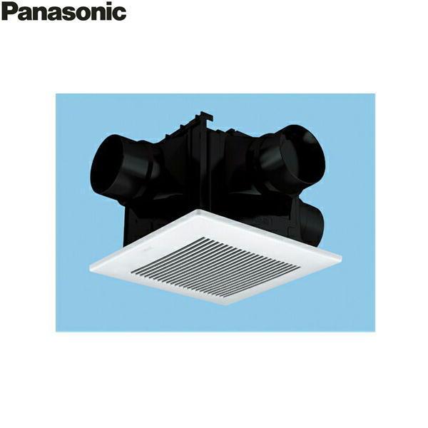 パナソニック[Panasonic]天井埋込形換気扇(2~3室換気用)ルーバーセットタイプFY-24CDTK7【送料無料】