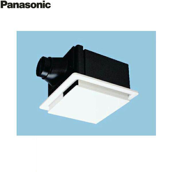 [FY-10E-W]パナソニック[Panasonic]Q-hiファン[熱交換タイプ・天井埋込形][10畳用・温暖地/準寒冷地用]【送料無料】
