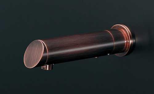 カクダイ[KAKUDAI]センサー水栓//ミドル、ブロンズ713-504【送料無料】