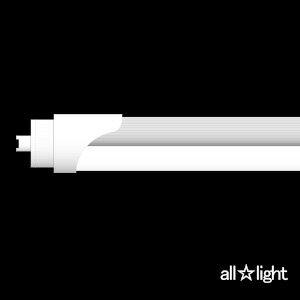 ☆ニッケンハードウェア 直管形LEDランプ(LED蛍光灯) OVAL TUBE NFL 110W形代替品(FLR110形) 38W 6000K 昼光色相当 口金回転式 電源内蔵 両側給電 5740lm NFL1106K