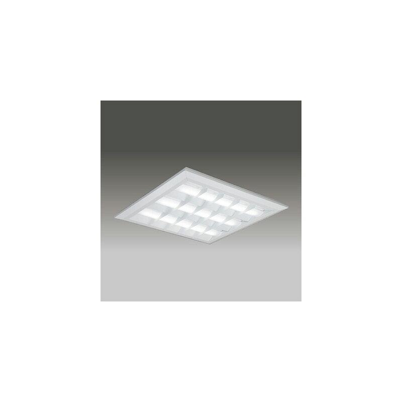 ☆東芝 LEDベースライト TENQOOスクエア LEDバータイプ FHP45形×4灯用器具相当 白色 直付埋込兼用形 バッフルタイプ 埋込穴□690mm AC100V~242V 専用調光器対応 LEDバー付 LEKT771112WLD9