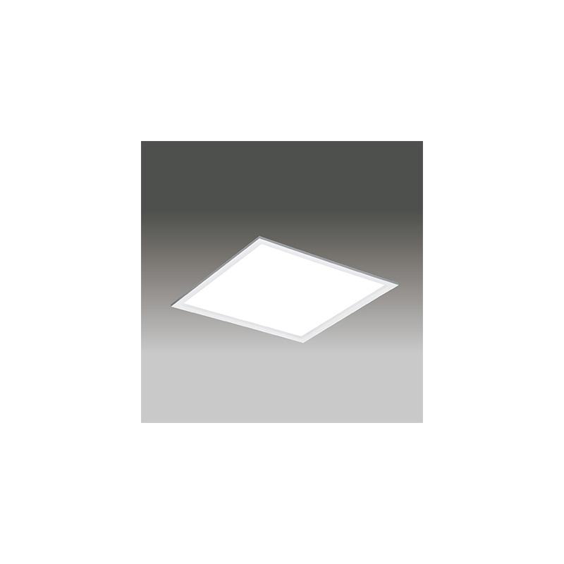 ☆東芝 LEDベースライト TENQOOスクエア パネルタイプ FHP45形×3灯用器具相当 電球色 埋込形 乳白パネル 埋込穴□600mm AC100V~242V 専用調光器対応 LEDパネル付 LEKR760901FLLD9
