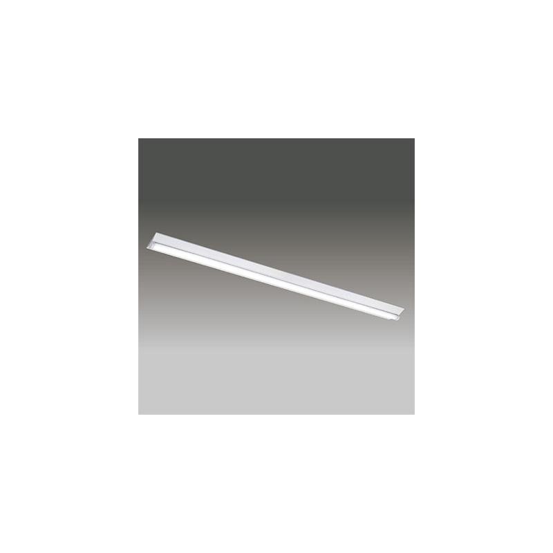 ☆東芝 LEDベースライト TENQOOシリーズ 防湿・防雨形 直付形 110タイプ W230 一般タイプ13,400lmタイプ Hf86形×2灯用器具相当 昼白色(5000K) AC200V~242V LEDバー付 LEKTW823133NLS2
