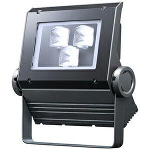 絶好のチャンス ☆岩崎 LEDioc FLOOD NEO(レディオック フラッド ネオ) LED投光器 90クラス 広角タイプ 白色(4000K)タイプ 本体色:ダークグレイ LED一体形 ECF0996WSAN8DG