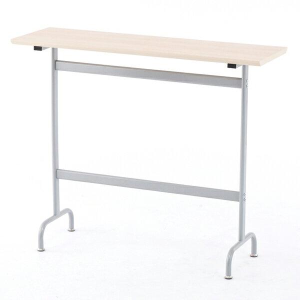R・Fヤマカワ リフレッシュハイテーブル W1200×D400 ナチュラル RFRT-HT1240N 【代引不可】