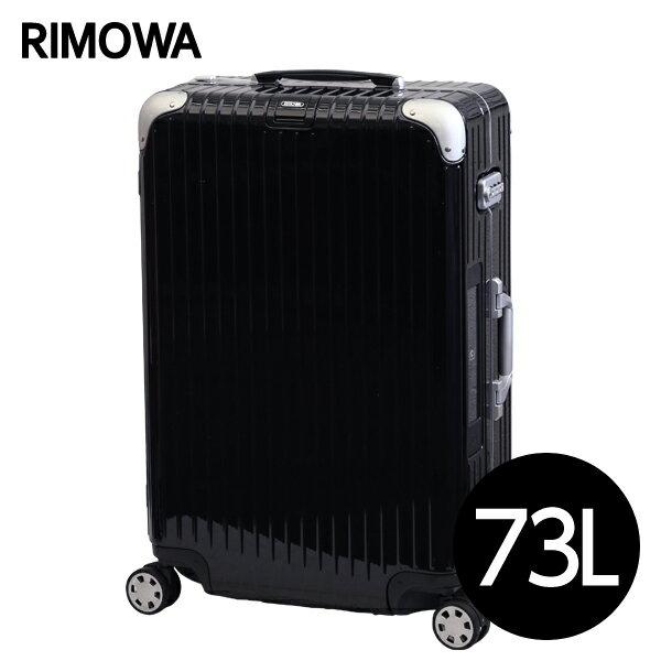 リモワ RIMOWA リンボ 73L ブラック E-Tag LIMBO ELECTRONIC TAG マルチホイール スーツケース 882.70.50.5
