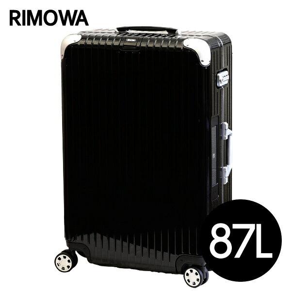 リモワ RIMOWA リンボ 87L ブラック E-Tag LIMBO ELECTRONIC TAG マルチホイール スーツケース 882.73.50.5