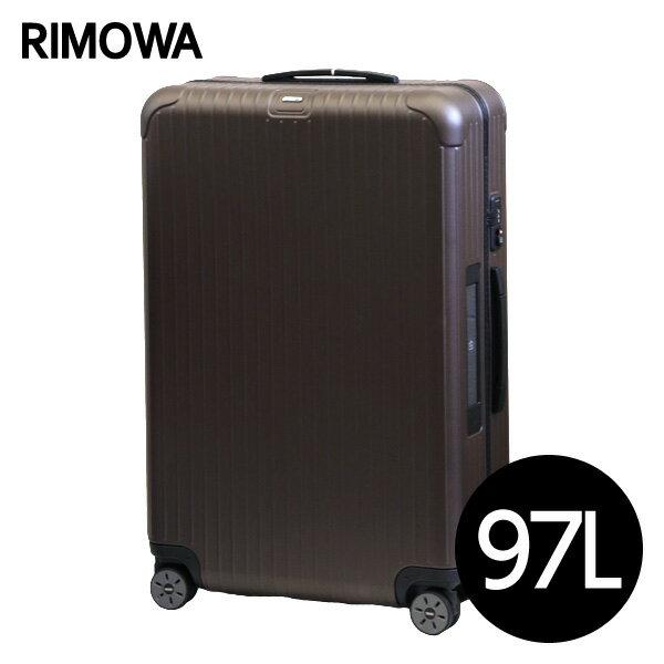 リモワ RIMOWA サルサ 96.5L マットブロンズ E-Tag SALSA ELECTRONIC TAG マルチホイール スーツケース 811.77.38.5