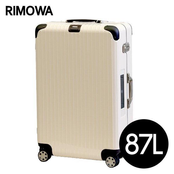 リモワ RIMOWA リンボ 87L クリームホワイト E-Tag LIMBO ELECTRONIC TAG マルチホイール スーツケース 882.73.13.5