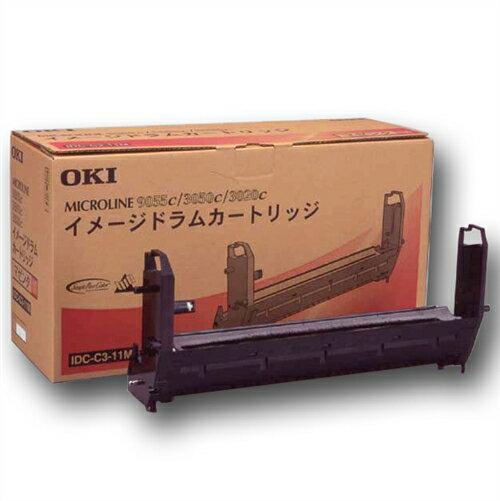 IDC-C3-11M マゼンタ 純正品 OKI【代引不可】