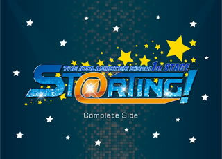 【送料無料】THE IDOLM@STER SideM 1st STAGE~ST@RTING!~ Complete Side(ブルーレイ)[3枚組][初回出荷限定]【BM2017/12/20発売】