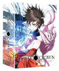 【送料無料】GUILTY CROWN: COMPLETE SERIES PART 1 (4枚組) (W/DVD)(アニメ輸入盤ブルーレイ)(ギルティクラウン)
