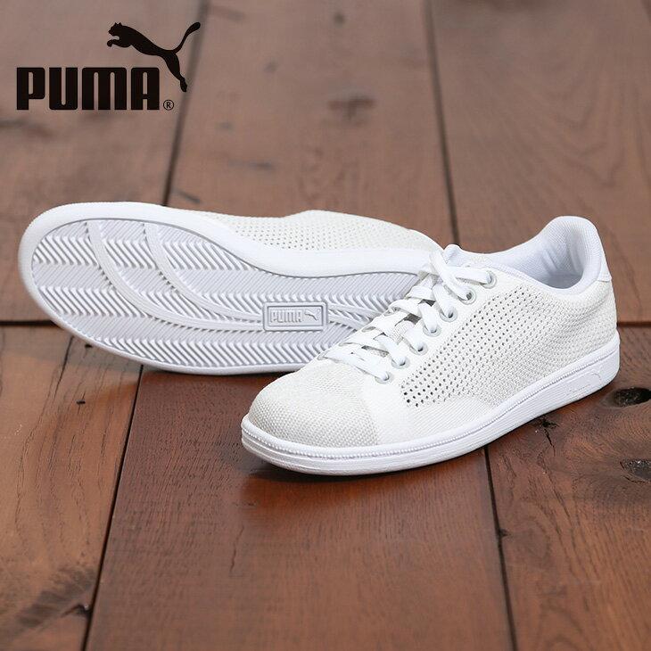 【セール除外商品】PUMA(プーマ)マッチ74エボニット(1色)【363143】【ホワイト】【23.0cm】【23.5cm】【24.0cm】【24.5cm】【スニーカー】【レディース】【靴】