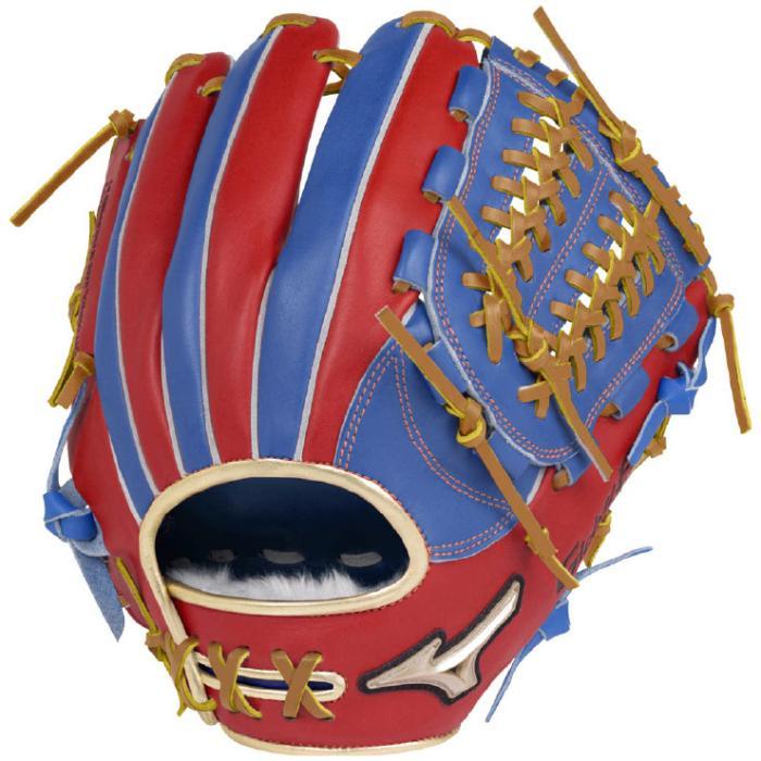 ミズノ 野球 軟式グラブ ・グラブ グローバルエリート G gear 内野手用H3 1AJGR14433-2262 17SS