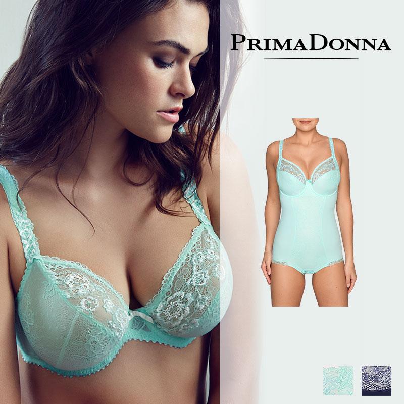 老舗ランジェリーブランド【Prima Donna】プリマドンナTRUE ROMANCEボディ Hawaiian Dreamカラー(046-2842)