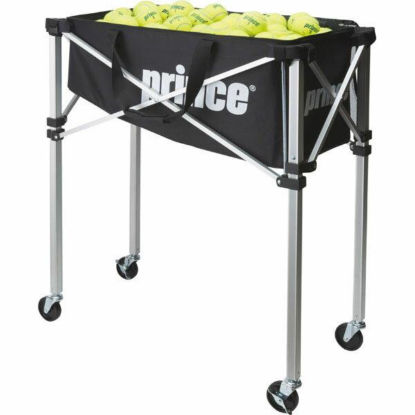 ○Prince(プリンス) テニス ボールかご ワイドキャスターバッグ PL062