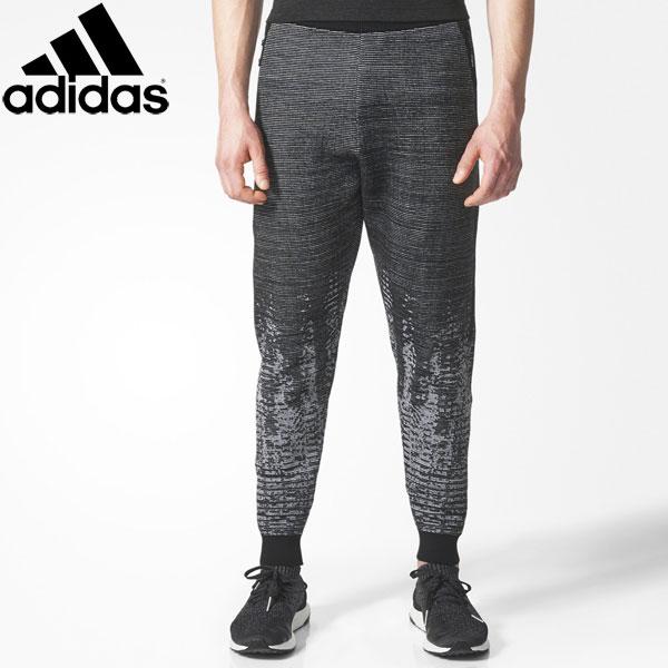 【スマホエントリーでポイント10倍★9月23日(土)10:00~9月30日(土)9:59まで】 ★17FW adidas(アディダス)  M adidas Z.N.E.PULSEKNIT パンツ  DKM49-BQ4840