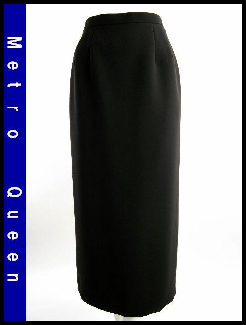 送料無料 !■【Metoro Queen】■スタイリッシュなロングタイトスカート【9号~17号】(10-80011)