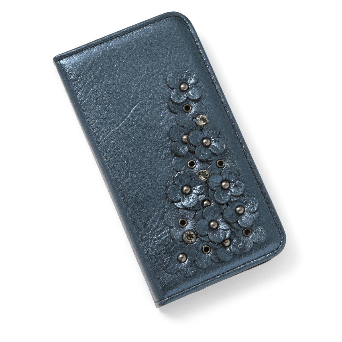 【アンテプリマ公式】アンテプリマ/マッツェット小物/iPhone7 ケース/ネイビー/ANTEPRIMA/EANP10612/IPHONE7 CASE