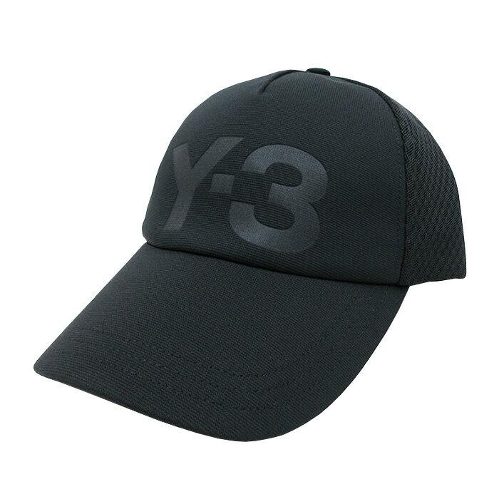 タグ有 Y-3【ワイスリー】TRUCKER CAP【トラッカーキャップ】【BLACK】【CD4748】Yohji Yamamoto adidas メンズ レディース 男女兼用 ユニセックス 帽子 新品 あす楽対応