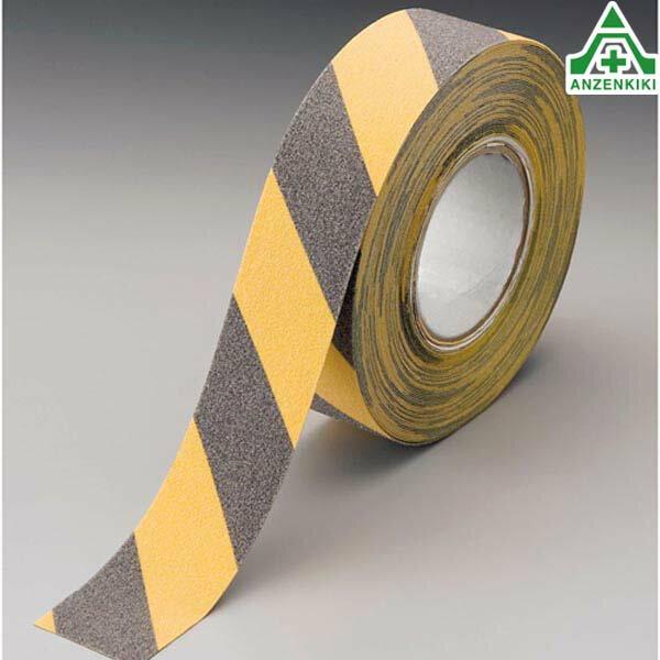 【アンチスリップテープ(トラ)】 サイズ:50mm幅×18M