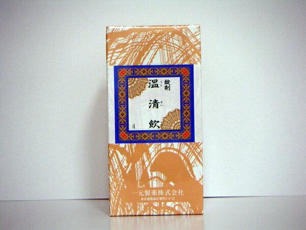 【第2類医薬品】一元(イチゲン) 温清飲-4(うんせいいん) 1000錠入【HLS_DU】10P03Dec16