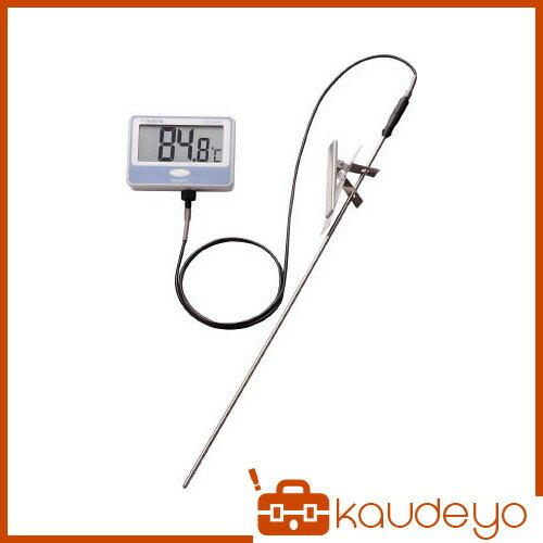 佐藤 壁掛型防水デジタル温度計(指示計のみ) SK100WP 3011