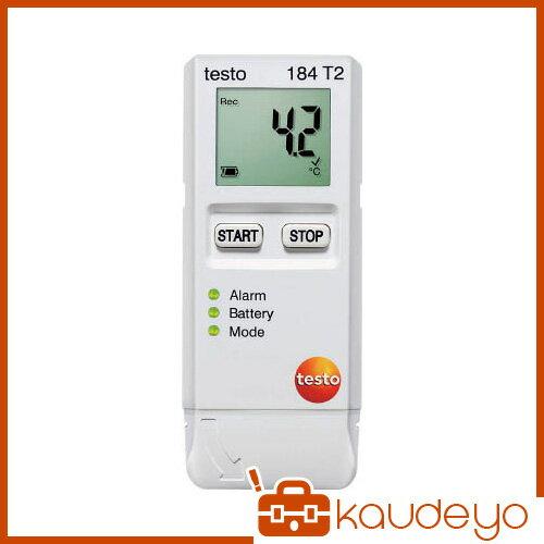 テストー 温度データロガ TESTO184T2 4325