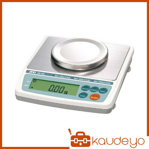 A&D パーソナル電子天びんトリプルレンジひょう量150g EW150I 8503