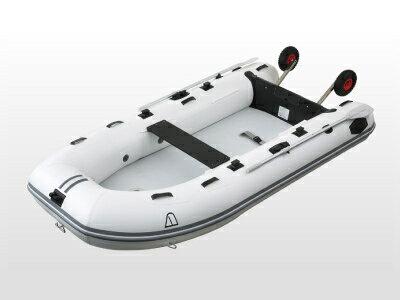 アキレス(ACHILLES)☆ゴムボート PV-300DX(4人乗り)【お取り寄せ商品】【北・沖 除き送料無料】