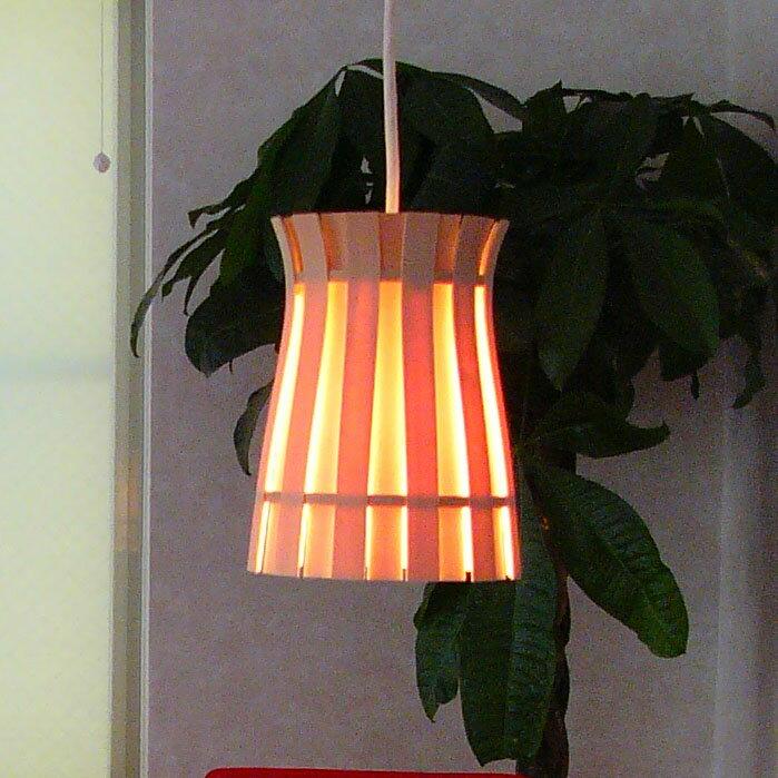 [スマホエントリーでポイント最大14倍]〔Flames〕フレイムスクラウン ペンダント DP-020  木 白木 フレイムス 間接照明  おしゃれ デザイナー照明 インテリア照明 ランプ
