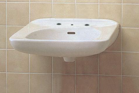 TOTOバリアフリー用洗面器専用水栓タイプL103DMP洗面器のみの販売になります
