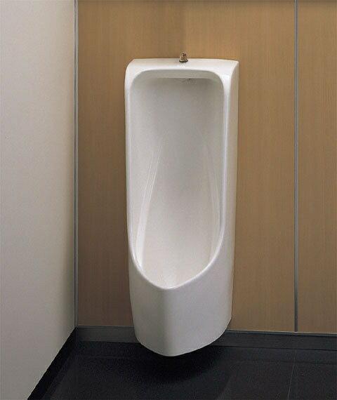 【送料無料】 TOTO 壁掛小便器低リップ・塩ビ排水管用UFH500(小便器のみの販売になります)