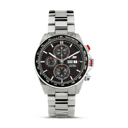 BMW純正 M クロノグラフ・オートマチック 腕時計