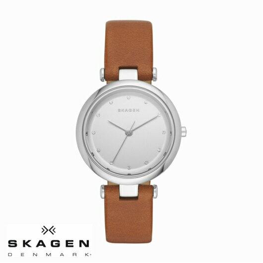 【送料無料】並行輸入品 SKAGEN スカーゲン SKW2458 腕時計 レディース 女性用腕時計 ステンレススチール ギフト 贈り物 プレゼント シンプル デンマーク おしゃれ WATCH watch