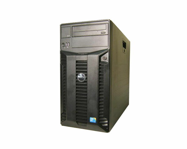 DELL PowerEdge T310【中古】Xeon X3450 2.66GHz/8GB/300GB×2/RAID(SAS 6/iR)