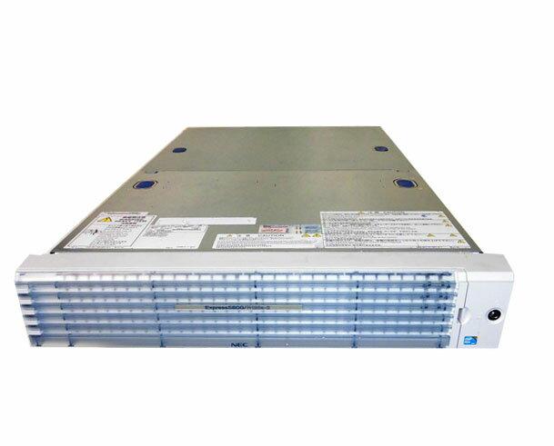 NEC Express5800/R120a-2 (N8100-1507)【中古】Xeon E5504 2.0GHz×2/4GB/HDDレス(別売り)