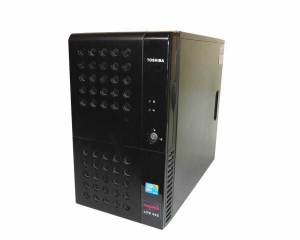 TOSHIBA MAGNIA Lite42S (SYU4240B)【中古】Xeon X3440 2.53GHz/4GB/500GB×3