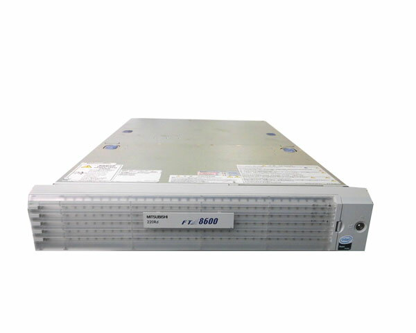 三菱 FT8600 220Re (MN8100-1409)【中古】Xeon X5260 3.33GHz/4GB/HDDレス(別売り)