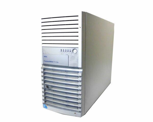 NEC Express5800/T110a (N8100-1557)【中古】Xeon-E3110 3.0GHz/4GB/HDDレス(別売り)