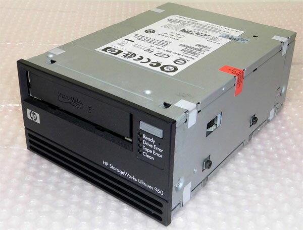 HP Q1538A LTO3 Ultrium960 テープドライブQ1538-69201 内蔵型 SCSI【中古】