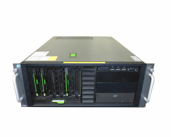 富士通 PRIMERGY TX300 S6 PGT3062E64 ラック型Xeon E5620 2.4GHz/4GB/300GB×3【中古】