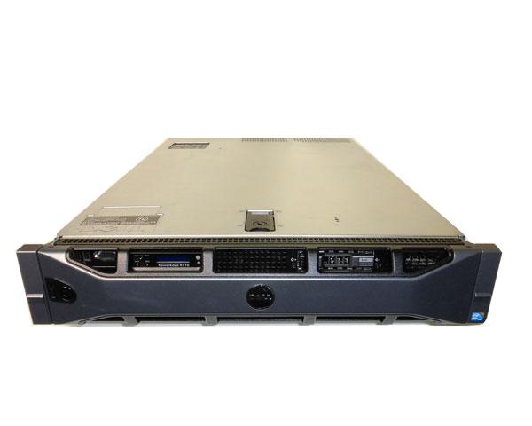 DELL PowerEdge R710【中古】Xeon E5530 2.4GHz×1基/8GB/146GB×4