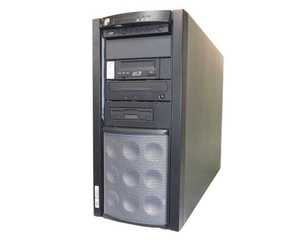 富士通 PRIMERGY TX150 S2 PGT1521XS2【中古】 Pentium4-3.0GHz/1GB/73GB×3