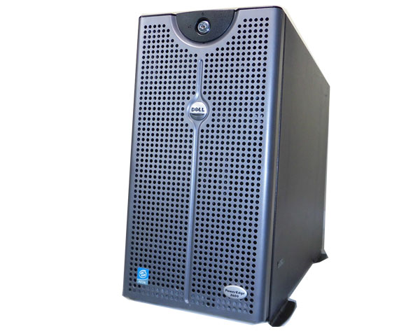 DELL PowerEdge 2600【中古】Xeon-3.06GHz×2/6GB/HDDなし