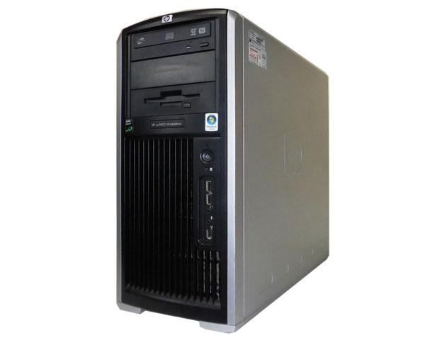 WindowsXP HP WorkStation XW9400 (EM244AV)【中古】AMD Opteron 2220 2.8GHz×2/4GB/500G*2/FX4600