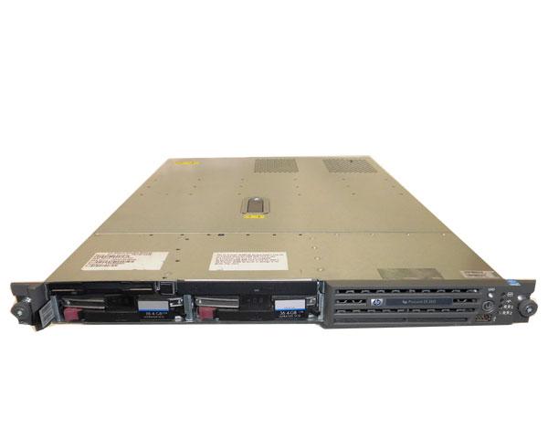 HP ProLiant DL360 G4p 376237-291【中古】Xeon 3.4GHz/3GB/HDDレス(別売り)