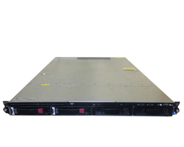 HP ProLiant DL160 G6 590161-291【中古】Xeon E5620 2.4GHz×2/12GB/146GB×1