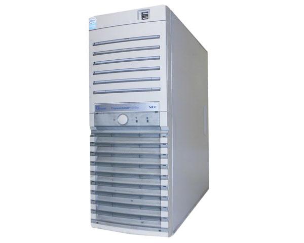NEC Express5800/110Ge (N8100-1447Y) 【中古】Celeron 430 1.8GHz/512MB/80GB×2