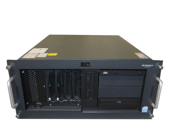 富士通 PRIMERGY TX150 S5 PGT15524S2 ラック型PentiumD-3.0GHz/512MB/146GB×2【中古】